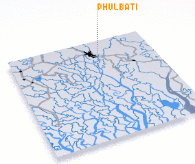 3d view of Phulbāti