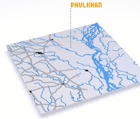 3d view of Phul Khān