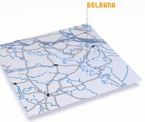3d view of Belbāna