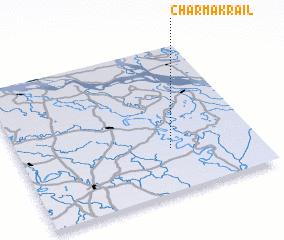 3d view of Char Mākrāil