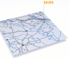 3d view of Bājra