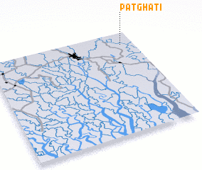 3d view of Pātghāti