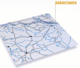 3d view of Baraichāra
