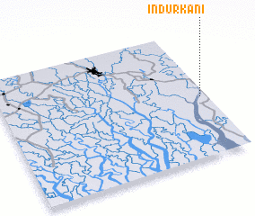3d view of Indurkāni