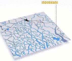 3d view of Indurkāni