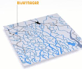 3d view of Bijaynagar