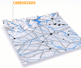 3d view of Camburzano