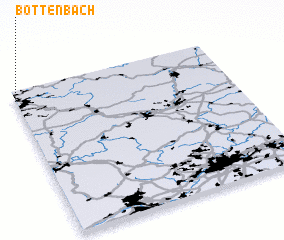 3d view of Bottenbach