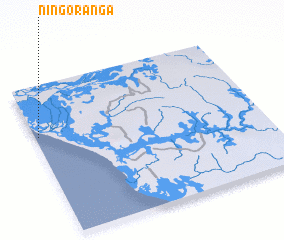 3d view of Ningoranga