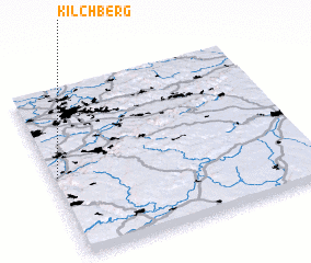 3d view of Kilchberg