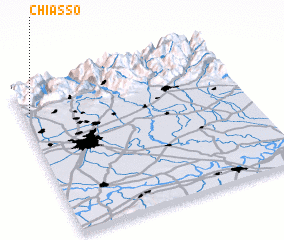 3d view of Chiasso