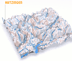 3d view of Hätzingen