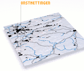 3d view of Onstmettingen