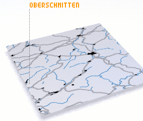 3d view of Ober Schmitten