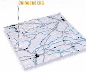 Map Zwingenberg Germany.Zwingenberg Germany Map Nona Net