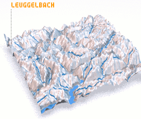 3d view of Leuggelbach