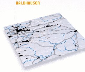 3d view of Waldhausen