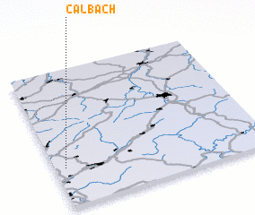 3d view of Calbach
