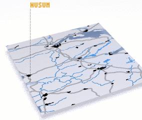 3d view of Husum