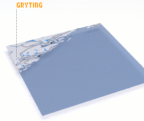 3d view of Gryting