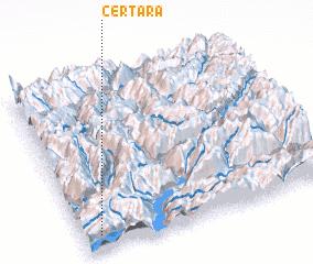 3d view of Certara