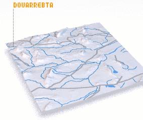 3d view of Douar Rebta