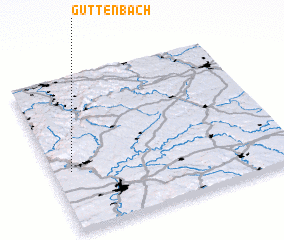 3d view of Guttenbach