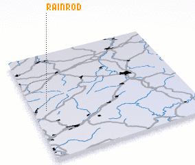 3d view of Rainrod