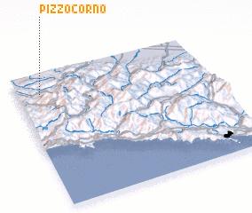 3d view of Pizzocorno