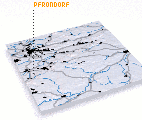 3d view of Pfrondorf