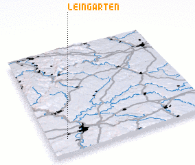3d view of Leingarten