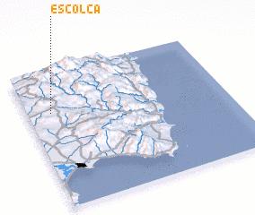 3d view of Escolca