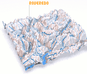 3d view of Roveredo