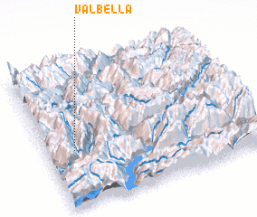 3d view of Valbella