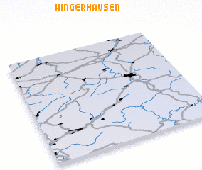 3d view of Wingerhausen