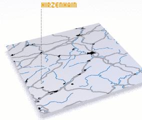 3d view of Hirzenhain