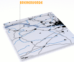 3d view of Bremervörde