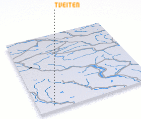 3d view of Tveiten