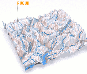 3d view of Rueun