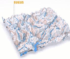 3d view of Rueun