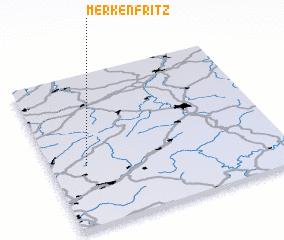 3d view of Merkenfritz