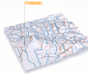 3d view of Itumkwel