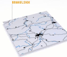 3d view of Brakelsiek
