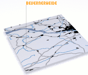 3d view of Bevernerweide