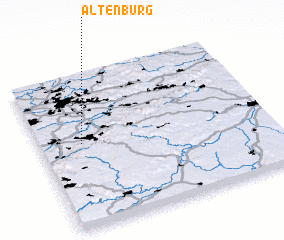 3d view of Altenburg