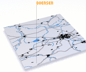 3d view of Duensen