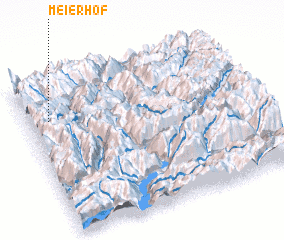 3d view of Meierhof