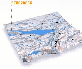 3d view of Schernegg