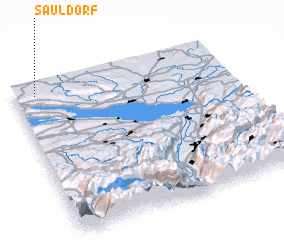 3d view of Sauldorf