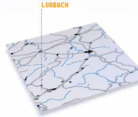 3d view of Lorbach